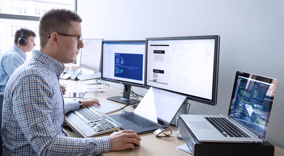Software Services Frontend Entwicklung 935 2