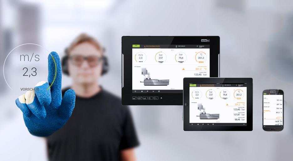 Software Technologien 935 Smart HMI 1